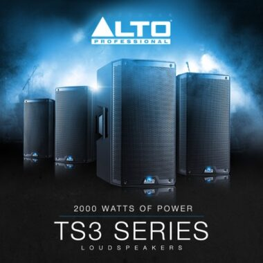 НОВЫЕ АКУСТИЧЕСКИЕ СИСТЕМЫ ALTO TS315 TS312 TS310 TS308